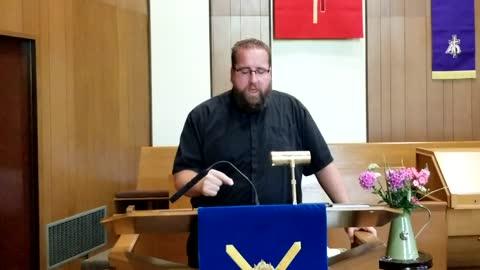 Sermon - Render to Caesar - September 13, 2020