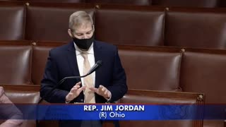 Jim Jordan Goes BEAST MODE on House Floor, Confronts Dems on Election
