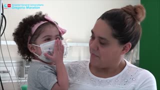 Spanish Tot Has Heart Transplant During COVID Crisis