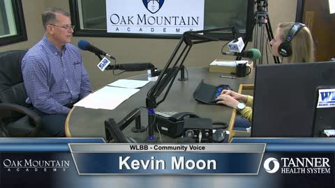 Community Voice 9/8/21 - Kevin Moon with guest host Sara Claudia Cain