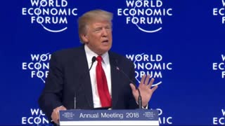 Donald J Trump discusses the role of leadership