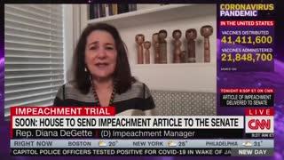 Dem Impeachment Manger Can't Cite Constitution For Impeaching Trump