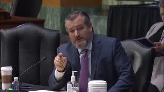 "Ted Cruz on Biden's ""indefensible mistakes"" re Afghanistan"