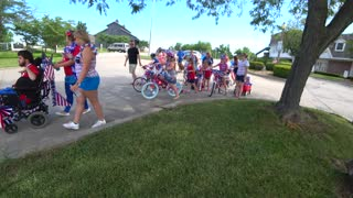 Fourth of July Parade for Kids Video! Part 4