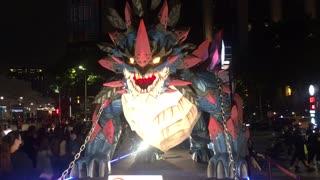 Looks like real dragon