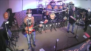 Monster Mash performed at our Halloween Party by the Geris