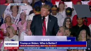 🔴 President Donald Trump Rally LIVE in Cullman, AL 8/21/21 FULL