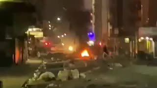 South Africa looting and rioting