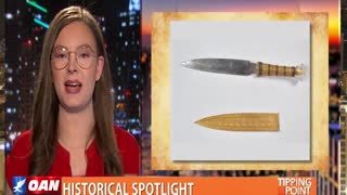 Tipping Point Historical Spotlight: The Mystery of the Pharaoh's Dagger