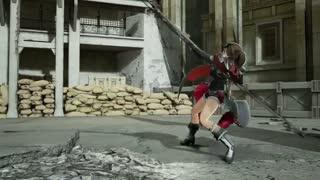 Code Vein - Bayonet Weapon Trailer