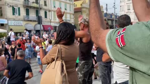 Sanremo Piazza Colombo