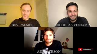 Nicholas Veniamin show with Adi Jackson and Ben Palmer (2)