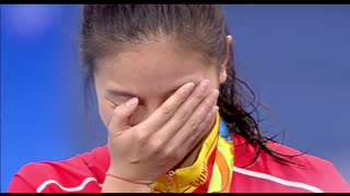 Chinese diver gets marriage proposal after taking silver medal