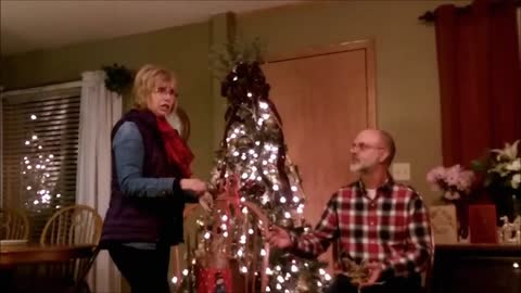 Parents Receive The Greatest Christmas Surprise
