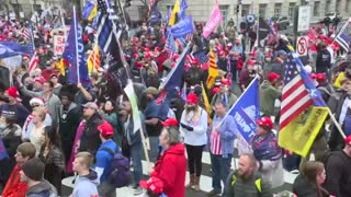 Trump supporters hold DC rally to protest US election outcome