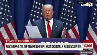 Trump business Crumbling