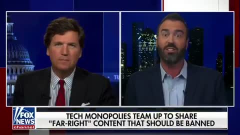 Jesse Kelly talks to Tucker Carlson about PayPal partnering with the ADL
