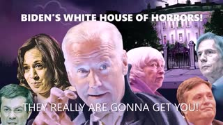 SPOOKY JOE'S WHITE HOUSE CABINET FROM HELL!