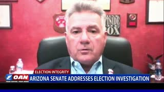 Ariz. Senate addresses election investigation