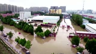 U.N.: Humans caused 'irreversible' climate change
