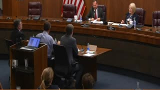 Arizona State Senate Hearing on 2020 Election Audit in Maricopa County
