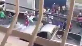 saqueo en venezuela