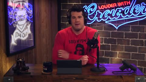 Louder With Crowder #421: CROWDER'S COLOSSAL COMEBACK Matt Iseman, Jordan Peterson Guest