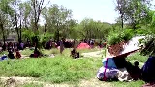 Taliban enter Afghan capital Kabul