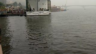 The Egyptian Nile River