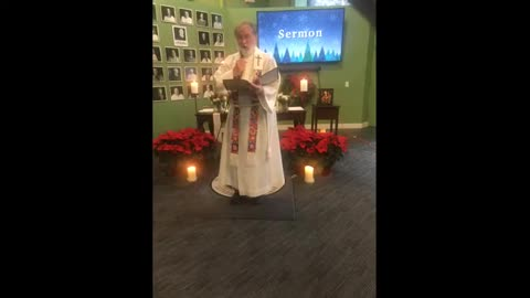 Saint Paulus Lutheran Church - Sunday Service - 3 January 2021