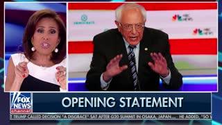 Jeanine Pirro Goes After Democratic Field Following Debates