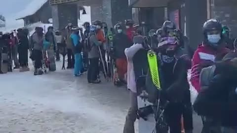 Suiza Listos Para Practica de Alpinismo