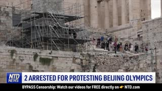 US Responds to Report of China Weapon Test; ESPN Reporter Quits Over Vaccine Mandate | NTD News