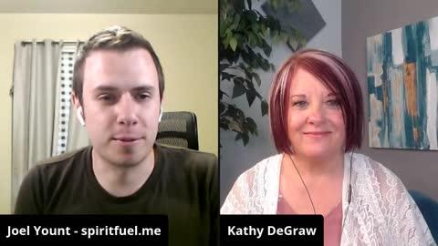 Kathy DeGraw: Prophetic Spiritual Warfare