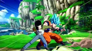 Dragon Ball FighterZ - Android 17 Character Trailer