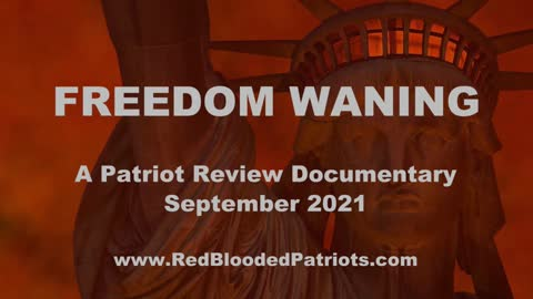 Freedom Waning - Trailer 4