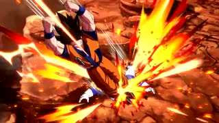 Dragon Ball FighterZ - Goku Character Trailer
