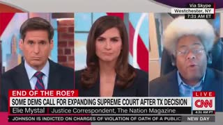CNN Guest Has Absurd Response to Texas Abortion Restrictions