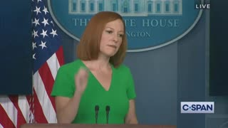 This is a Big Deal: Psaki Downplays Government Censorship!