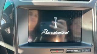 Ford Sync 3 Theme - Lincoln Presidential