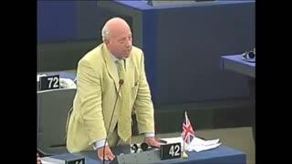 U.K MP blasts European Union over Liberals Policies - WATCH