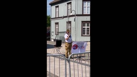 SIAN på Sarpsborg torg 2021