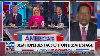Larry Elder on CNN moderators