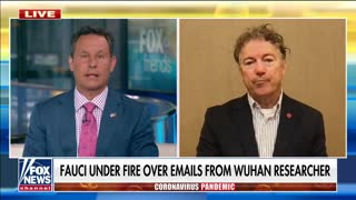 Rand Paul Takes Fauci To Task Over Released Emails