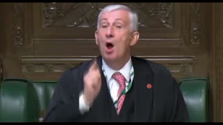 FURIOUS Speaker EXPLODES at RANTING, Time Wasting SNP Spokesperson Who Refuses to STOP!