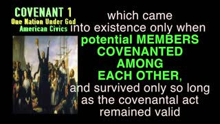 COVENANT 1 - One Nation Under God (American Civics)