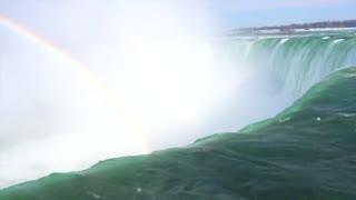 Niagara Falls 4k video