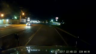 Instant Karma for Speedy Car