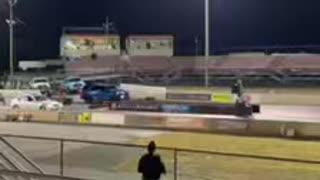 2020 Ford Explorer st race