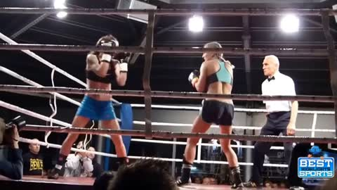 MMA's Womens deadly knockouts